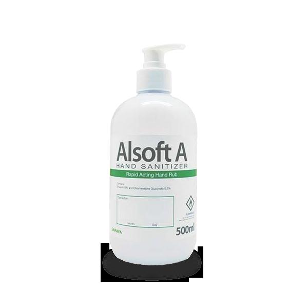 Alsoft A Hand Sanitiser